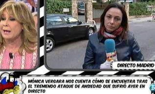 """Mila Ximénez sobrepasa todos los límites con Mónica Vergara: """"¡Deja de sacar el cadáver de tu madre! Me produce náuseas!"""""""