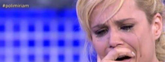 Una hundida Miriam Sánchez es hospitalizada tras descubrirse que su culebrón con Pipi Estrada podría ser un burdo montaje