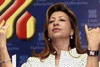 La trama de espionaje político de 'Método 3' puso también a Munar en su punto de mira