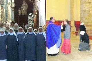 Munilla acoge en su diócesis a una congregación prohibida por Benedicto XVI