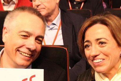 ¿Puede aspirar Carme Chacón a liderar el PSOE si no se atreve a votar con él?
