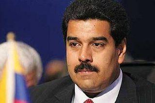 """El vicepresidente Maduro intenta vender la 'bola' de que Hugo Chávez se reunió con su Gobierno y estuvo """"enérgico"""""""