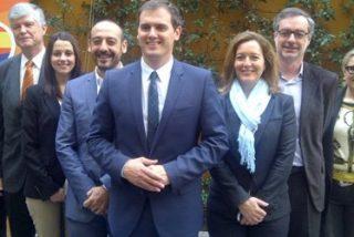 Albert Rivera urge al Gobierno a recurrir al TC la declaración de soberanía catalana
