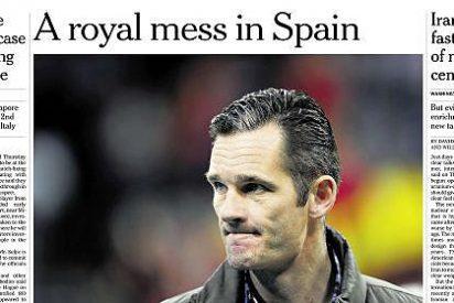 'The New York Times' cree que el 'caso Urdangarin' acorrala a la Casa del Rey