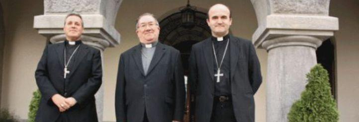 """Los obispos vascos denuncian """"el laicismo que intenta reprimir cualquier atisbo de religiosidad"""""""