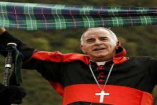 El cardenal O'Brien dimite y no participará en el Cónclave
