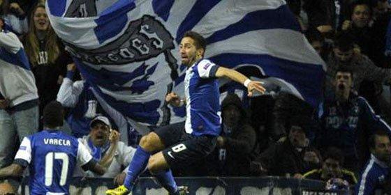 Un Málaga muy inferior al Oporto escapa vivo de Do Dragao (1-0)