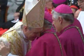 """Osoro: """"Benedicto XVI ha dejado una huella imborrable"""""""