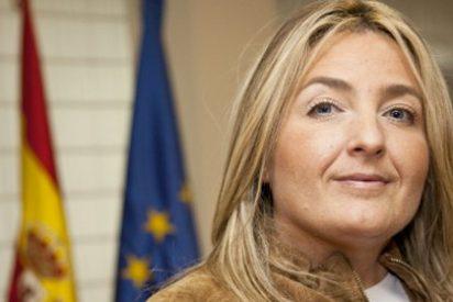 """Paloma Gutiérrez: """"El color de Castilla-La Mancha es el azul añil"""""""