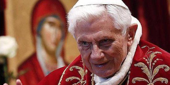A la prensa de izquierdas le habría gustado que Benedicto XVI hubiera sido un Pontífice facha y reaccionario