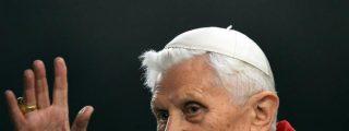 La cadena de la Conferencia Episcopal obvia la última Misa de Benedicto XVI
