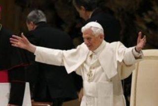 """""""He renunciado en plena libertad y por el bien de la Iglesia"""""""