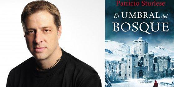 Patricio Sturlese ambienta su novela en un entorno de asesinatos, piratas, vampiros y un amor prohibido