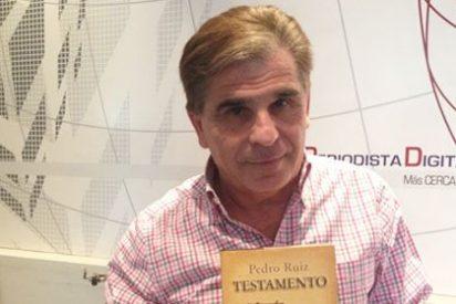 """Pedro Ruiz: """"La televisión pública no puede tirar de la manta de la corrupción porque es una parte de la manta"""""""