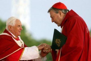 """El cardenal Pell teme que la renuncia de Ratzinger """"debilite a la Iglesia"""""""