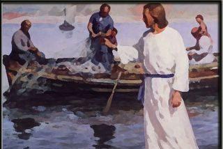 """""""Lo dejaron todo y siguieron a Jesús"""""""
