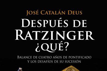 Después de Ratzinger, el libro que se adelantó tres años