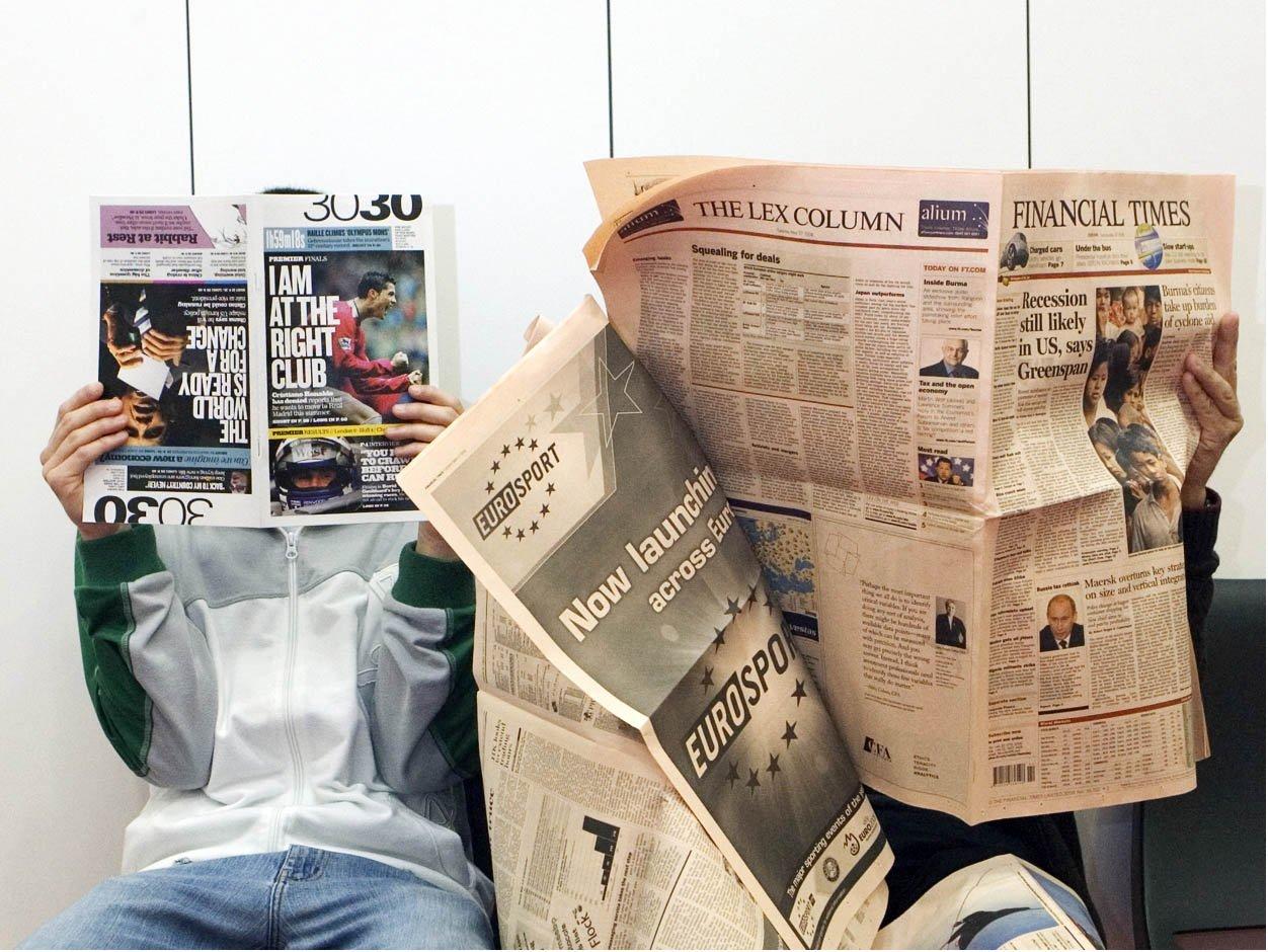 """'Financial Times': """"La reforma laboral de España marca el camino del resto de Europa"""""""