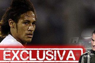 El Barça tiene ya 'atado' a Neymar y cuenta con él en junio para sustituir a Villa
