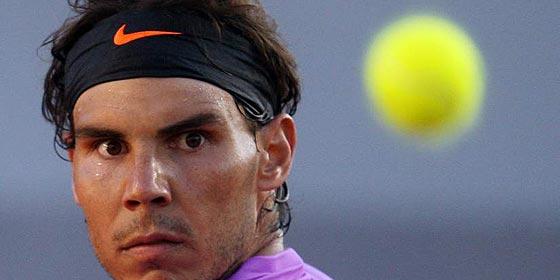 """Rafa Nadal: """"Me falta energía y potencia en las piernas"""""""