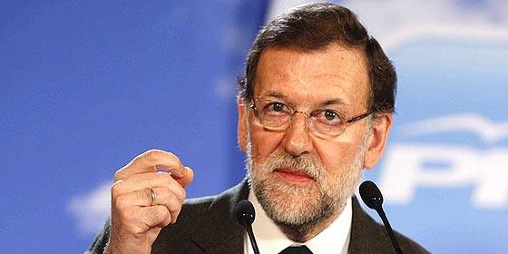 """Mariano Rajoy: """"La reforma laboral deja ya ver su efecto en la economía"""""""