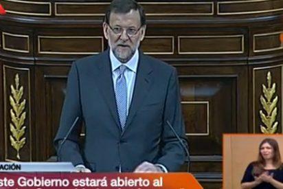 """Rajoy presume de gestión: """"Hemos dejado atrás la inminencia constante del desastre"""""""