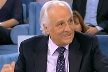 Raúl del Pozo se atribuye la portavocía de la prensa para pedir perdón a Maribel Verdú