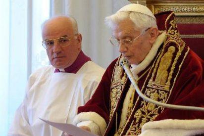 """""""¡Adiós, mi bendito Benedicto!"""""""