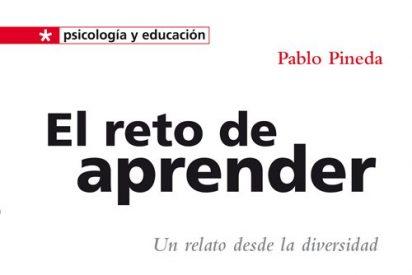 Pablo Pineda publica en San Pablo «El reto de aprender. Un relato desde la diversidad»