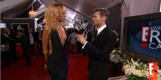 Los Grammy de 2013 censuran las nalgas y los pechos al aire
