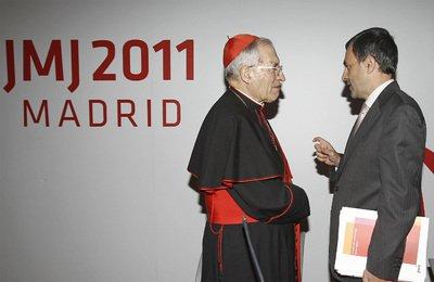 El cardenal estratega y su fiel ejecutor