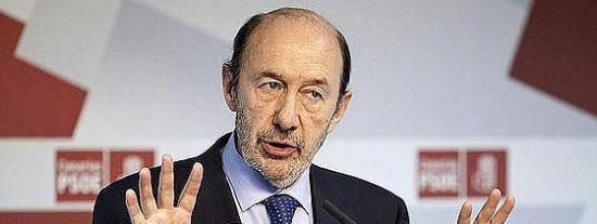 El PSOE critica el sueldo de Rajoy y 'olvida' la pasta de Bono o Rubalcaba