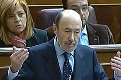 """Rubalcaba al presidente del Gobierno: """"Dimita señor Rajoy"""""""