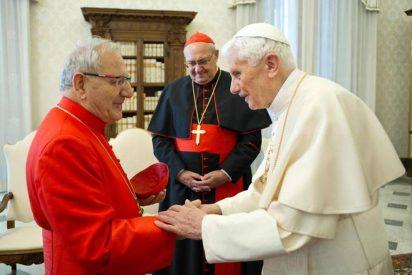 Carta del Papa al nuevo Patriarca caldeo, Rafael I Sako