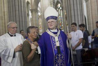"""El cardenal Scherer cree que """"no es esencial"""" el origen del sucesor papal"""