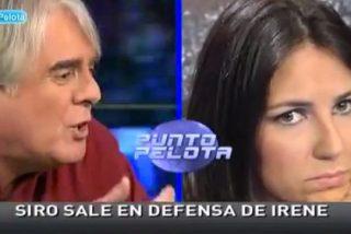 """Siro López, indignado por las críticas a Irene Junquera: """"Ya no creo en el periodismo. Si me toca la Bonoloto mando a tomar por saco esta profesión"""""""