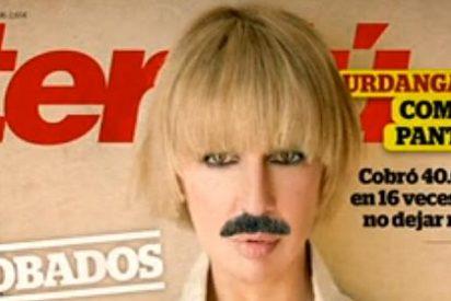 """Wyoming sobre el posado de la sobrina de Aznar: """"Es como él con tetas"""""""