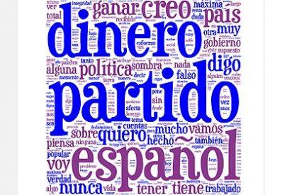 Las 9 palabras que Mariano Rajoy no pronunció en su discurso