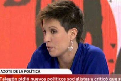 """Palos a la joven socialista 'rebelde' Beatriz Talegón: """"Tu discurso es una pose estética, el PSOE está tocado de muerte"""""""