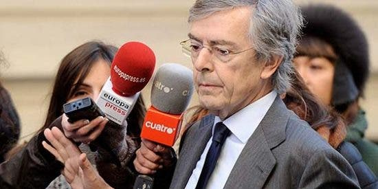 Trías afirma que Bárcenas le enseñó los papeles que publicó 'El País'