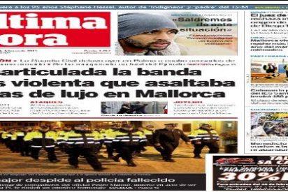 El diario Ultima Hora se hace eco del ataque de la diputada del PP a Renovación Balear