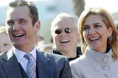 Urdangarin y la Infanta 'celebraron' el embargo de sus bienes en un restaurante de lujo
