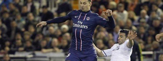 Un gol de Rami en el último minuto permite soñar al Valencia ante el PSG
