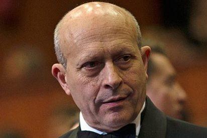 """Ministro Wert: """"Mantuve el gesto y el tipo y no lo pasé mal en los Premios Goya"""""""