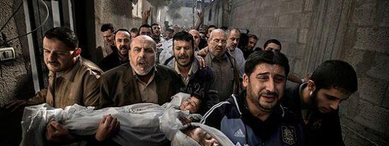 El sueco Paul Hansen gana World Press Photo con 'una oleada de dolor'