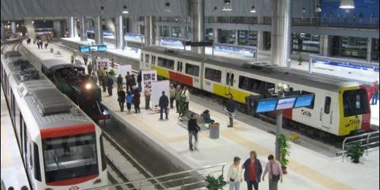 Un total de 4.000 usuarios se 'bajó' del Metro de Palma el pasado mes de enero