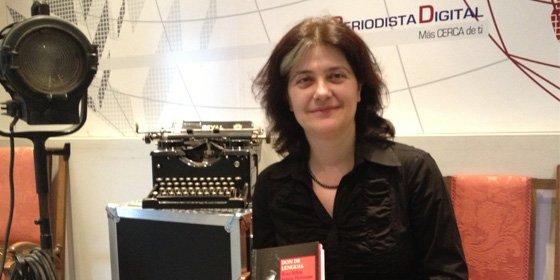 """Rosa Ribas: """"Las noticias de asesinatos no estaban bien vistas por los censores del franquismo"""""""