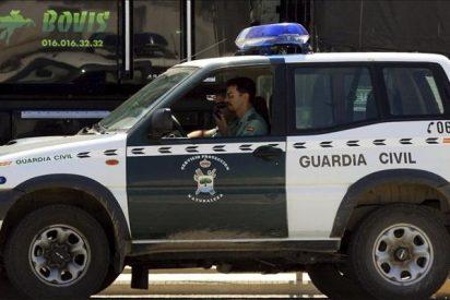 Detenido por intentar matar a un hombre con un hacha en plena calle