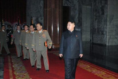 La flor del bien y del mal en Corea del Norte