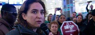 La 'desahuciada' Ada Colau recibe 3,7 millones en subvenciones para su ONG